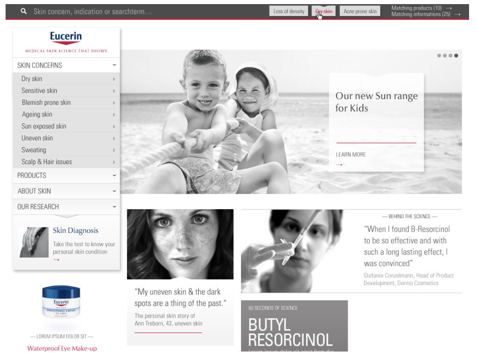 global_website_concept